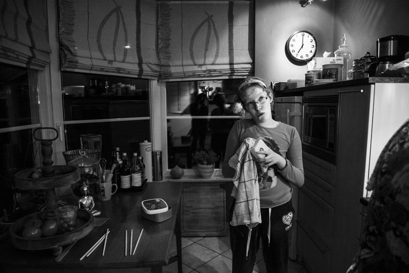 Peggy ICKENROTH - Suzanne: vivere con la sindrome di Prader-Willi